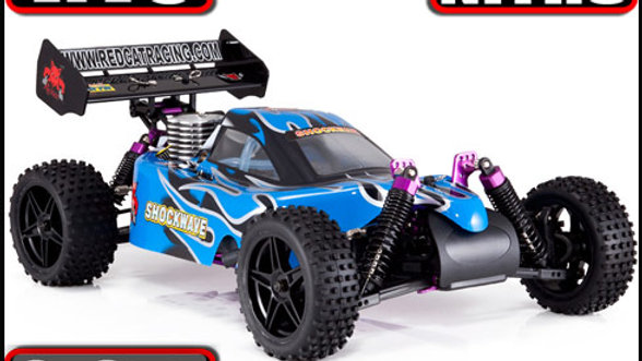 Shockwave Buggy 1/10 Scale Nitro