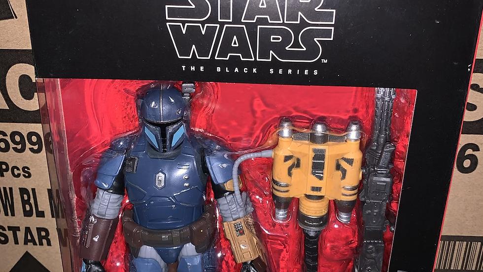 SW Black Series Heavy Infantry Mandalorian