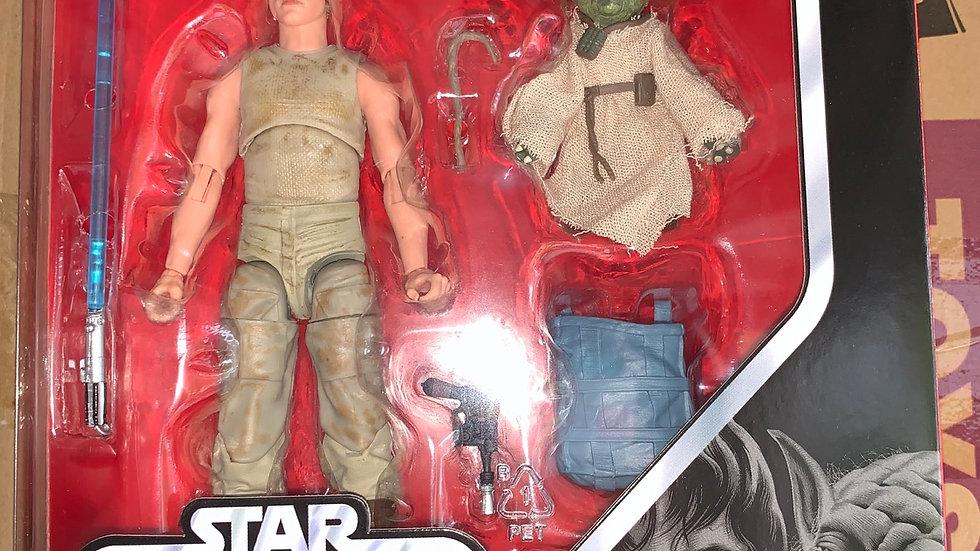 Star Wars Black Series Luke and Yoda