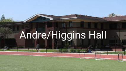 Andre Hall & Higgins Hall