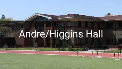 Andre Hall & Higgins Hall