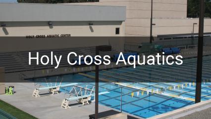 Holy Cross Aquatics Center