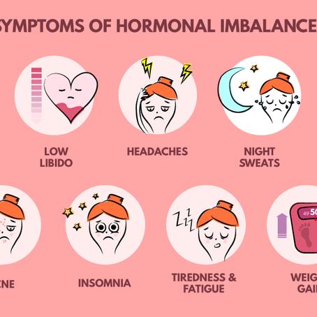 5 simple ways to rebalance your hormones!
