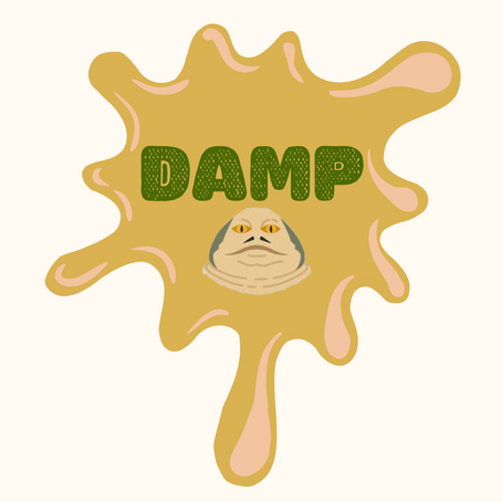 Dampness, what it means, and how to get rid of it.