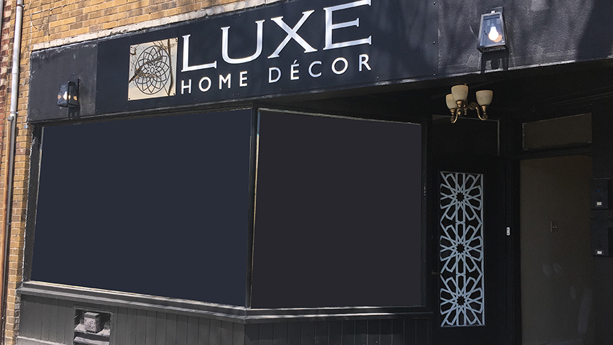 LuxeHomeSign