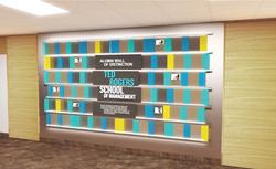 Ryerson Alumni Wall