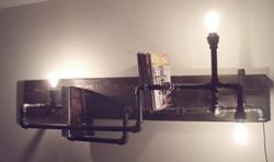 BOOKRACKPIPE LIGHT