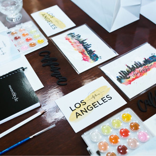 Reward Style LA Event