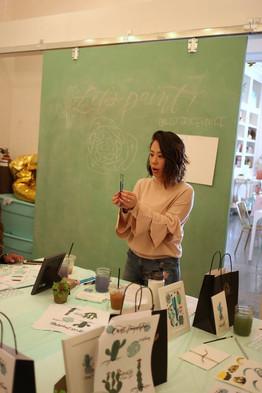 Mint Studio Workshop