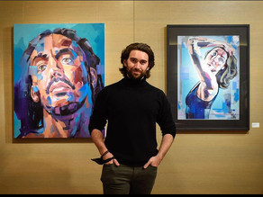 Brad Kenny: Breaking in to the Art World
