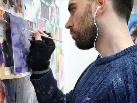 Brad Kenny: Exhibiting Art In New York
