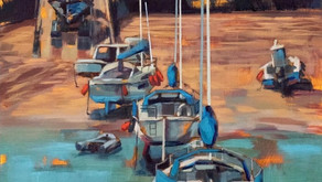 Brad Kenny: Painting Boats: A New Body of Work