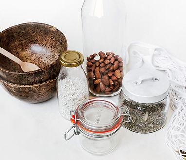 Ingrédients naturels soins visage et corps zéro déchets Nantes 44