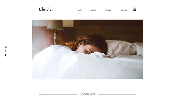 Mode & Bekleidung website templates – Women's Apparel Brand