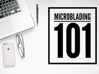Microblading 101