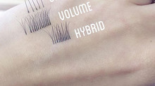 Classic vs. Volume vs. Hybrid Lashes