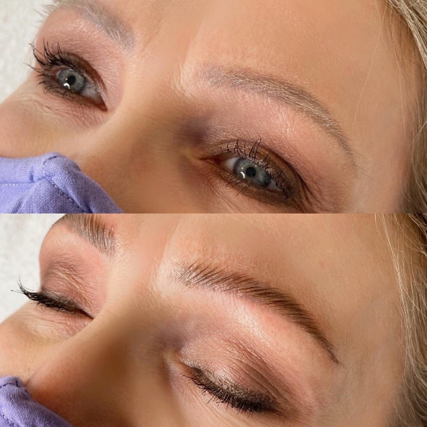 Brow Lamination & Tint