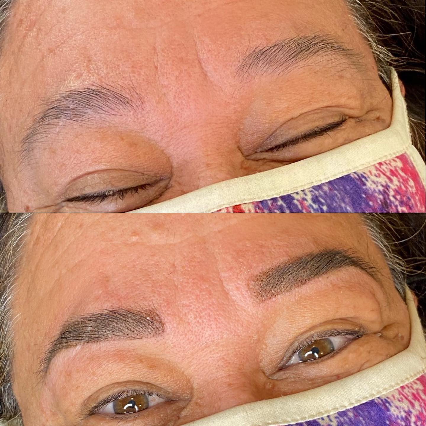Brow Henna and Wax