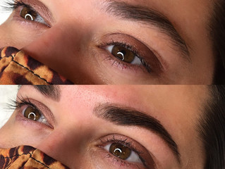 The New Trend: Brow Henna