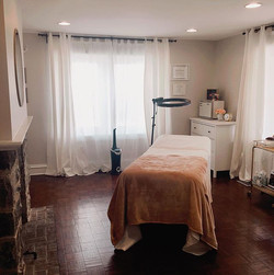 Our new treatment rooms feel so cozy! We