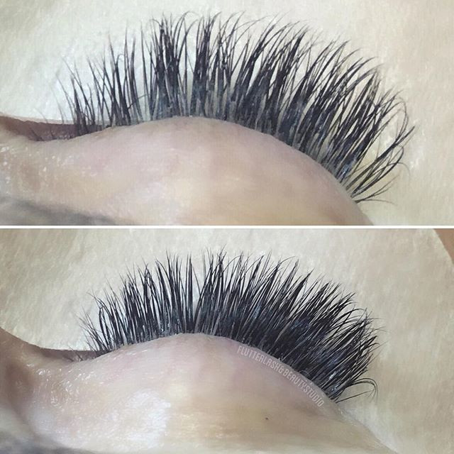 Eyelash Extension Gallery | Paoli | Flutter Lash & Beauty ...