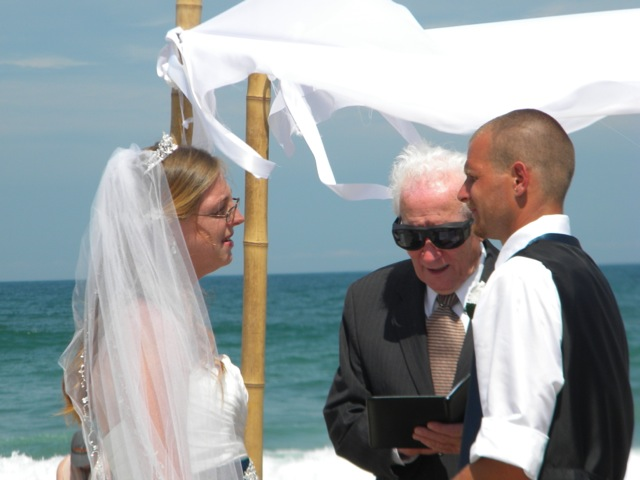 Oceanfront Wedding Vows