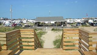 CAMP HATTERAS BEACH CROSSOVER