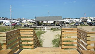 CAMP HATTERAS BEACH CROSSOVER