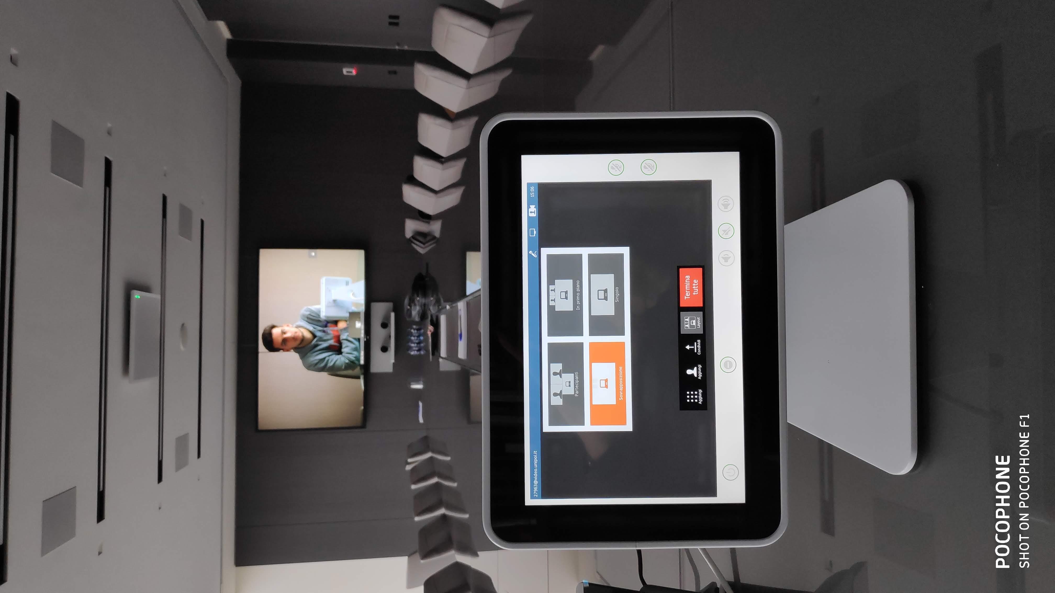 Sala Videoconferenza Milano