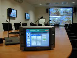 Sala Decisioni, Protezione Civile MI