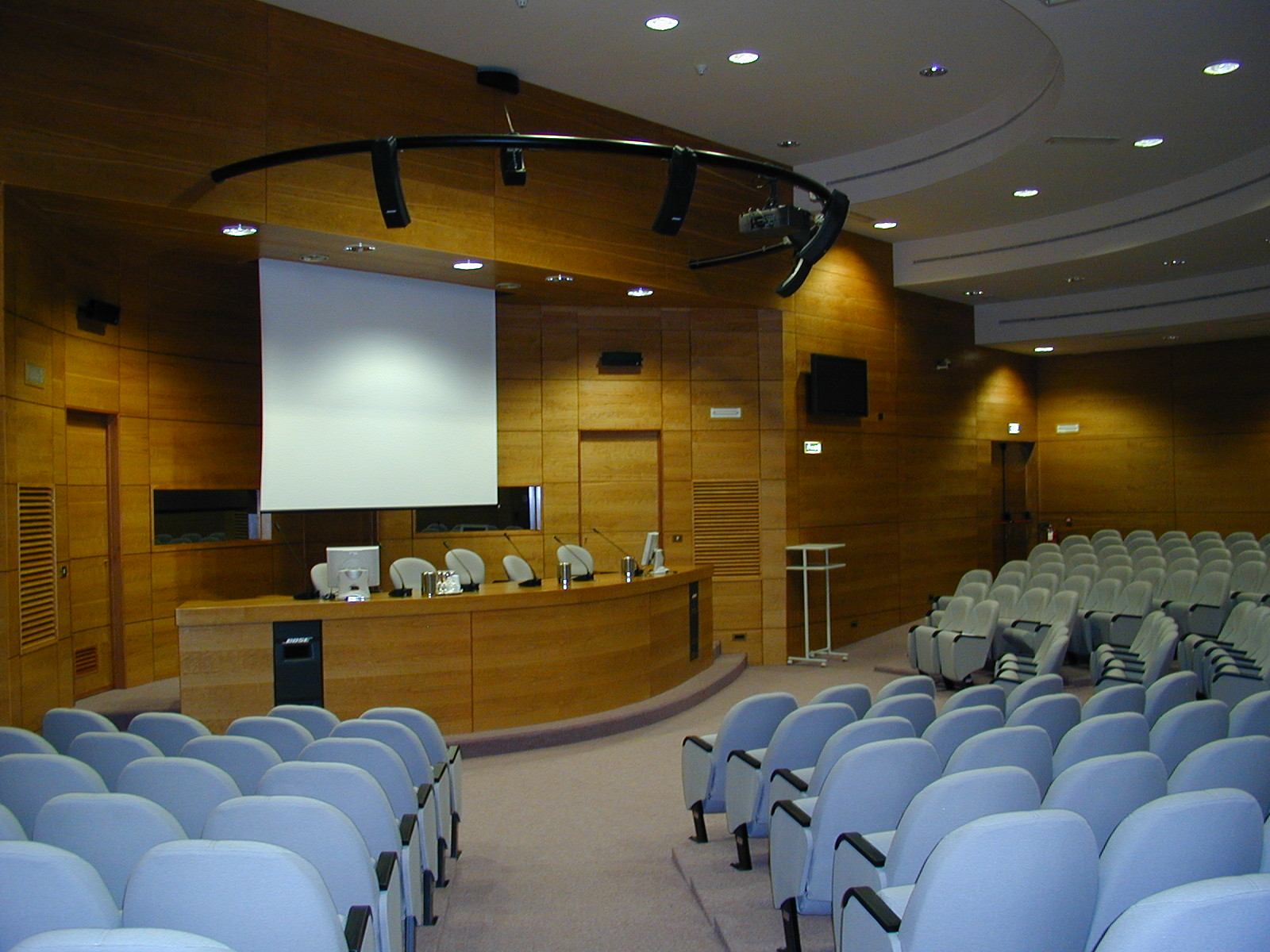 Auditorium, Ospedale di Arezzo