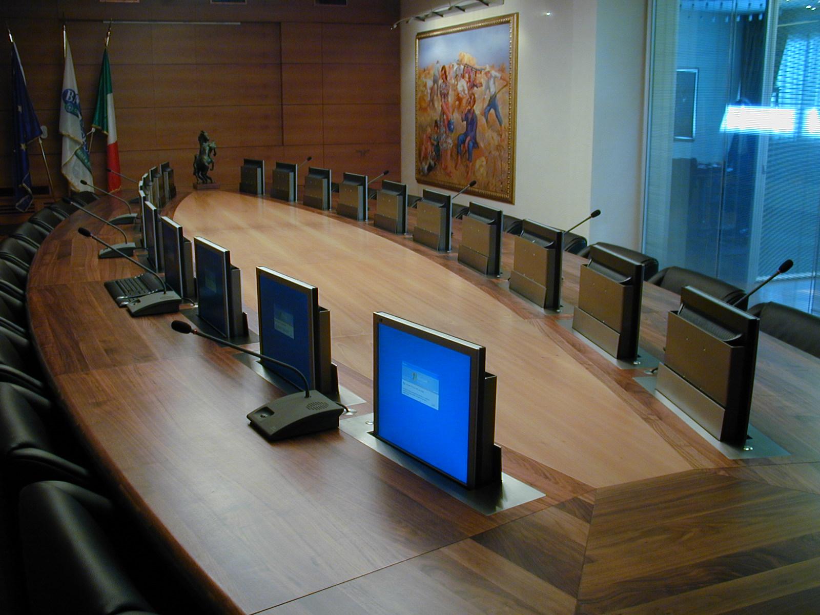 Sala CDA, Banca di Cesena