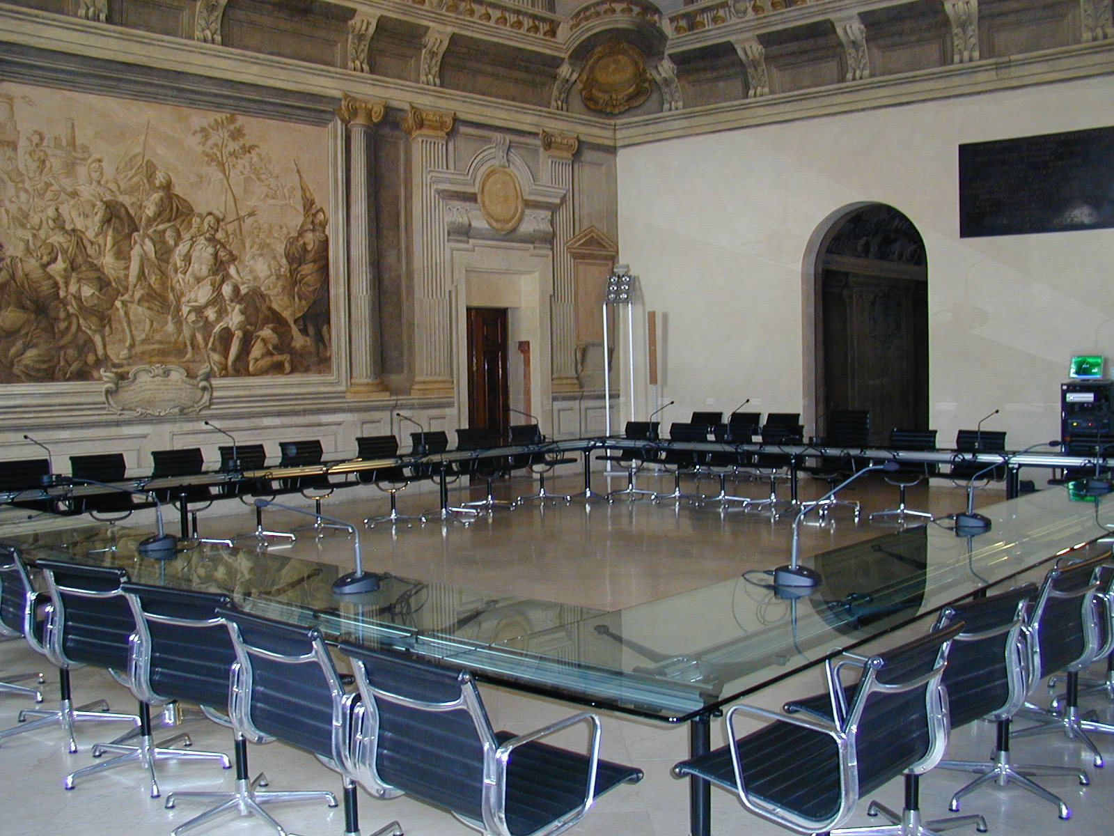 Sala Anziani, Comune di Bologna
