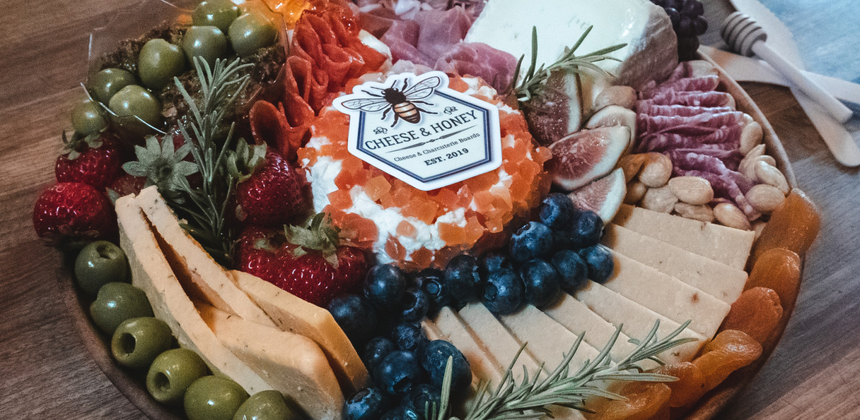 Charcuterie Board - Price Dependant on Size - Email for Pricing