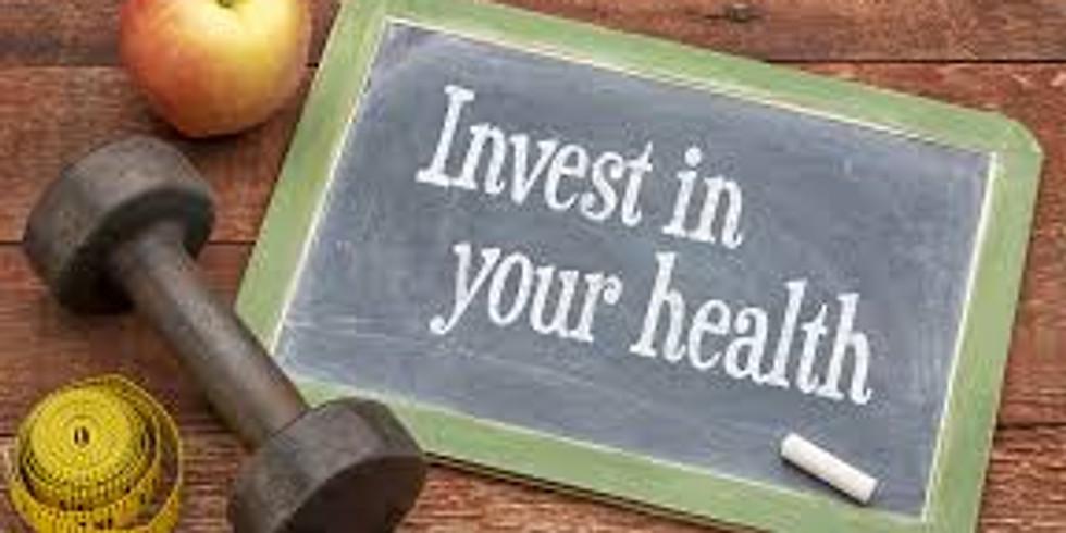 Oildiction 網上教室:你為自己的健康做好了投資嗎?
