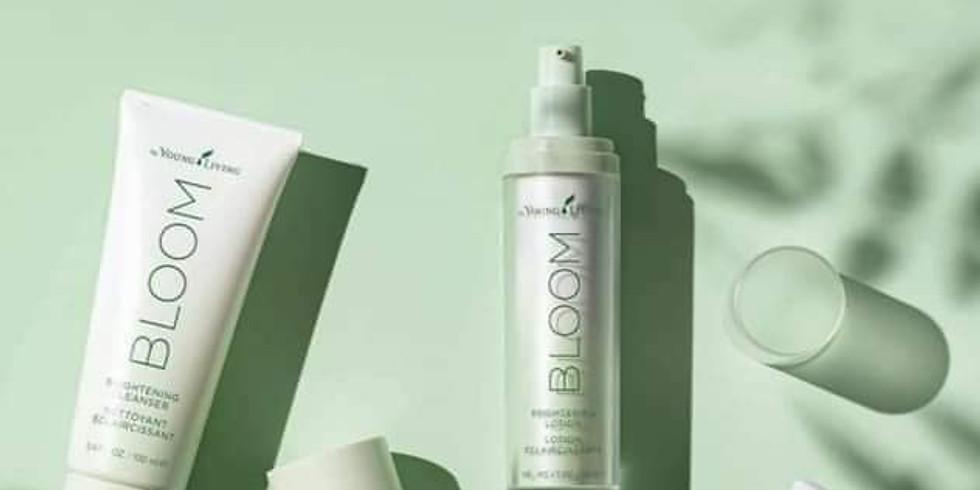 不一樣的天然美白抗衰老體驗- BLOOM Your Skin Inside Out!