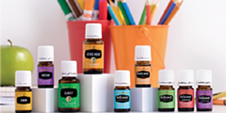 Oildiction 網上敎室 - 《情緒健康編》兒童在香氣中,健康快樂地成長