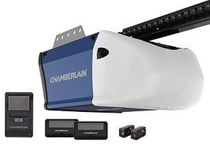 Chamberlain 1/2 HP Chain Drive Garage Door Opener - Door Tech Garage Door Services
