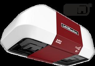 LiftMaster 8550W Elite Series DC Battery BAckup Belt Drive Garage Door Opener - Door Tech Garage Door Services