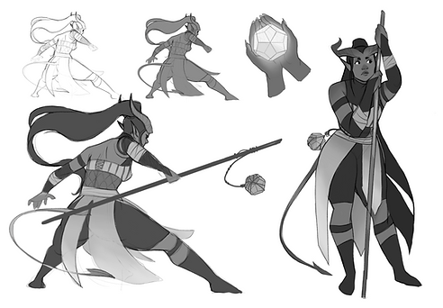 Character Reference Sheet
