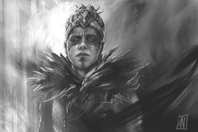 Senua - Hellblade