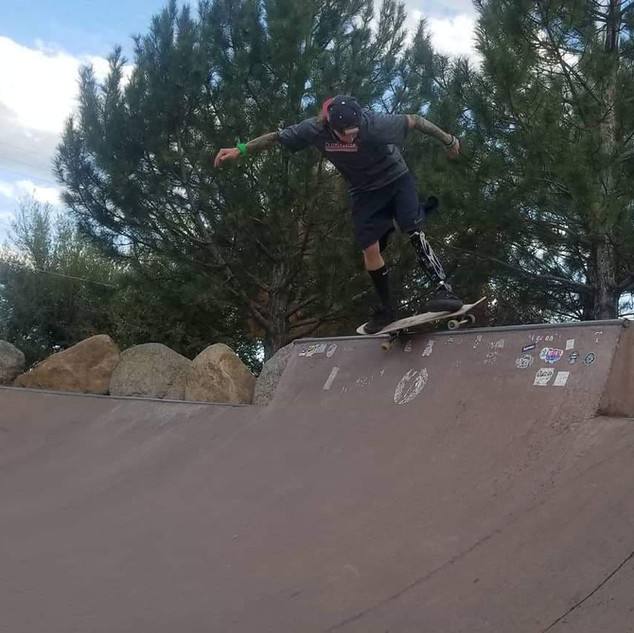 Manitou Skate Park, CO