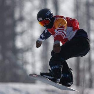 Pyeong Chang, South Korea- Snowboard Cross