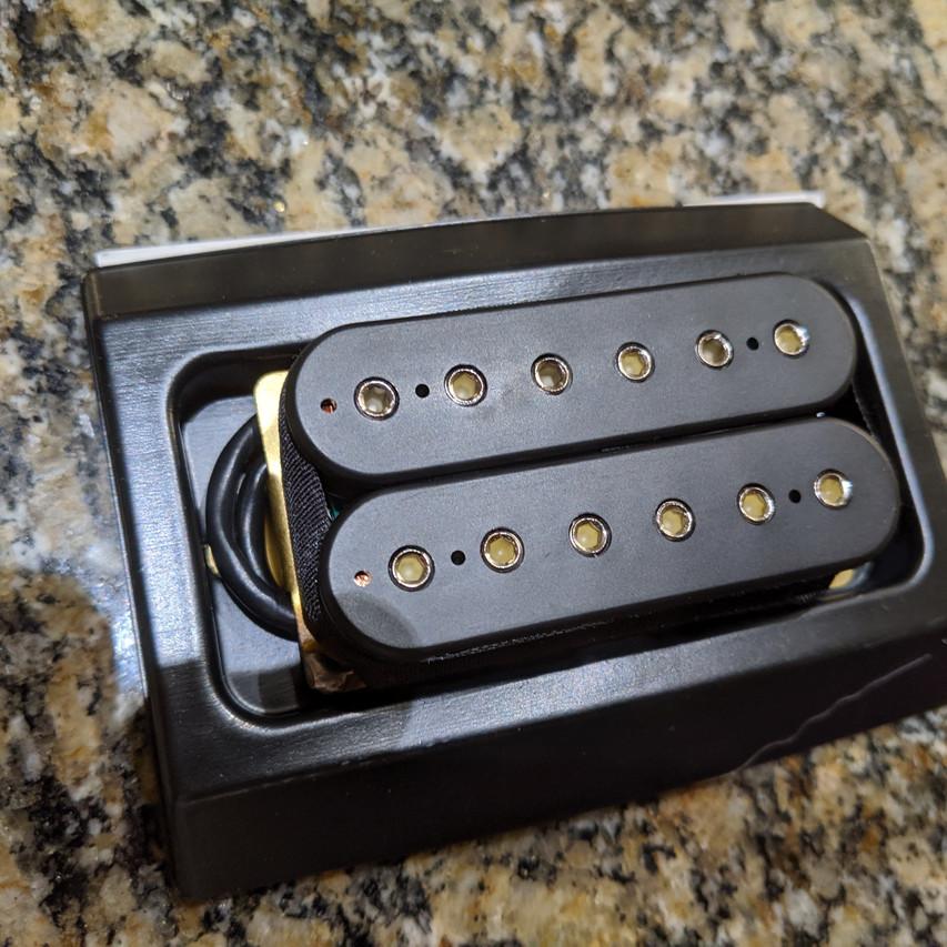 Vintage NOS DiMarzio Dual Sound Pickups