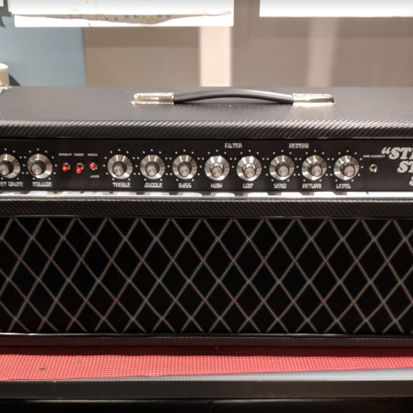 My JM Sig/SSS #004 hybrid amp