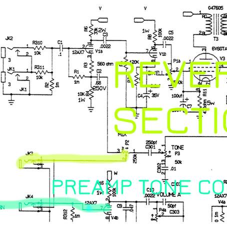 Reverb Tone Experimenting | Dual Professional -> SSS #004 & JM Two-Rock Sig
