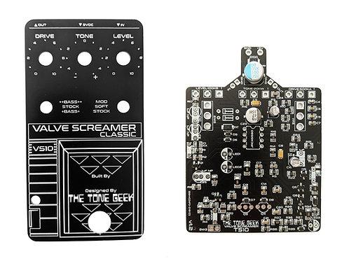 Valve Screamer (TS10) SMD PCB Set
