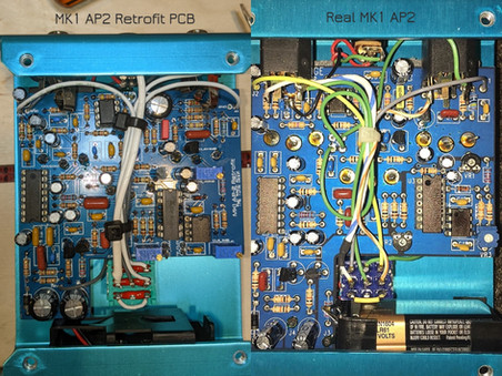 Aqua-Puss MK1 AP2 (1998) Style PCB Now Available