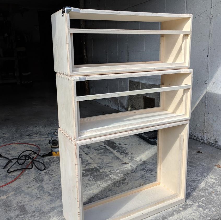 Steel String Singer #004 Cabinet
