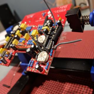 R28 VD Wiring + MN3005 Ground Jumper